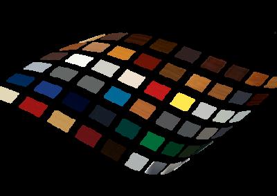 Farbfächer VEKA Fensterbau